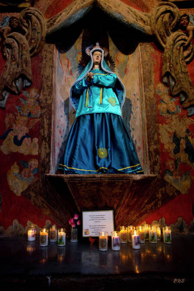 Photograph - Mission San Xavier Del Bac Iv by David Gordon