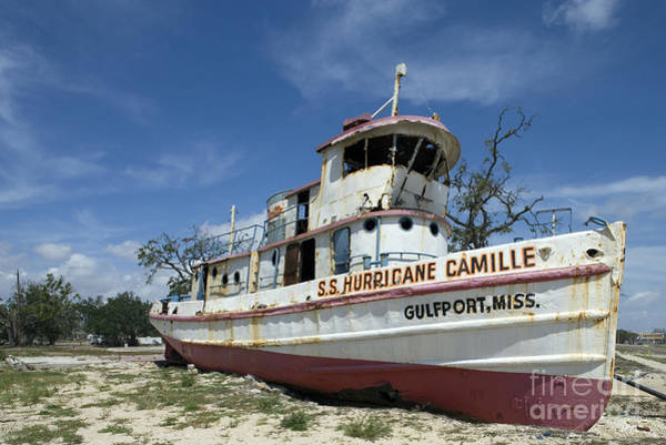 Photograph - Mississippi Hurricane by Carol Highsmith