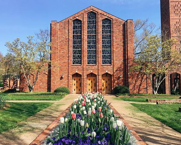 Photograph - Mississippi State's Chapel Of Memoreis by Parker Cunningham