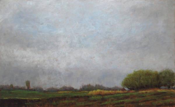 Kavanaugh Painting - Missouri River Bottom, Atherton by Keith Kavanaugh