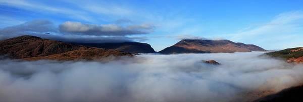Killarney Photograph - Mist In Molls Gap Near Killarney by Design Pics / Peter Zoeller
