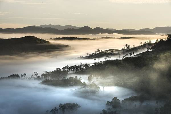 Photograph - Mist by Top Wallpapers