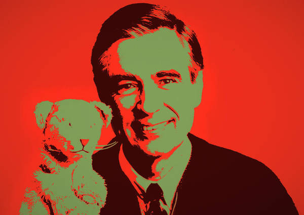 Wall Art - Painting - Mister Rogers by Dan Sproul