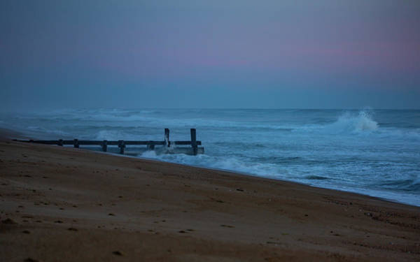 Photograph - The Dock Before Sunrise by Lora J Wilson