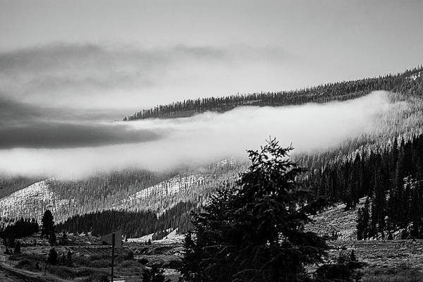 Photograph - Misty Mountain  by Pete Federico