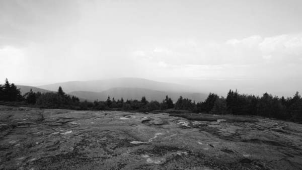 Wall Art - Photograph - Misty Mountains by Stephen Cox