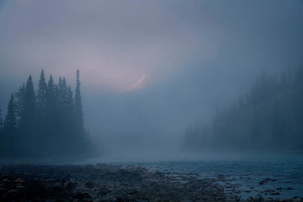 Photograph - Misty Valley by Dan Jurak