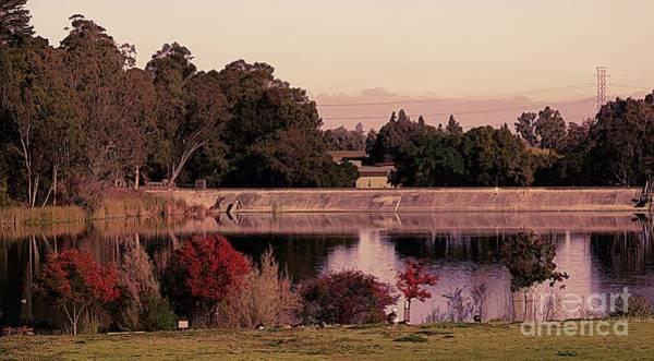 Wall Art - Photograph - Mix Color Reservoir California  by Chuck Kuhn