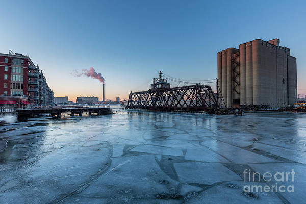 Wall Art - Photograph - Mke Winter Breakup by Andrew Slater