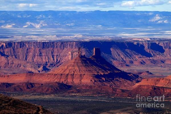 Photograph - Moab Canyon, Utah by Marcia Lee Jones