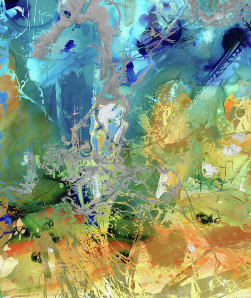Painting - Modern Abstract Art - In Good Taste - Sharon Cummings by Sharon Cummings