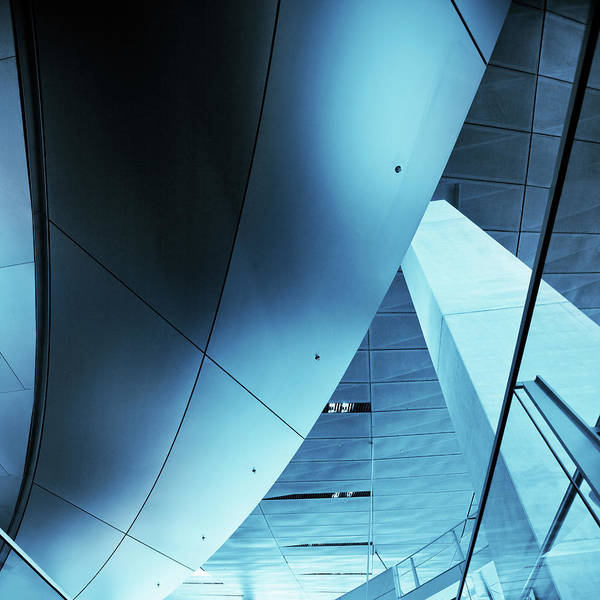 Photograph - Modern Architecture by Nikada