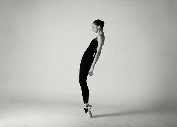 Lambada Photograph - Modern Ballet Dancer by Lambada