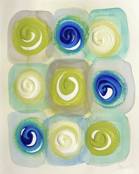 Wall Art - Painting - Modern Joy by Lanie Loreth