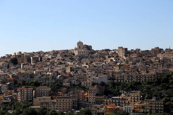 Wall Art - Photograph - Modica 1 by Andrew Fare