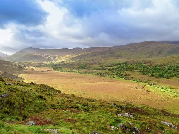 Killarney Photograph - Molls Gap, Most Dramatic Landscape In by Sir Francis Canker Photography