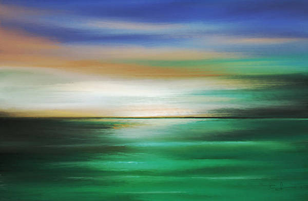 Painting - Moment Of Tangency by Sannel Larson