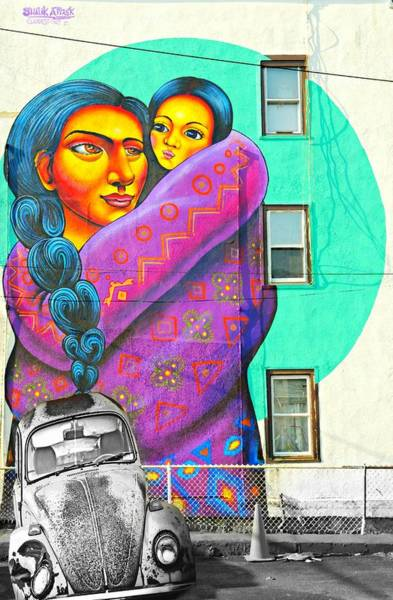 Wall Art - Photograph - Momma by Diana Angstadt