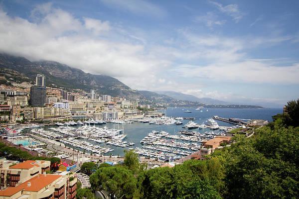 Monaco Photograph - Monaco by Tatyana Tomsickova Photography
