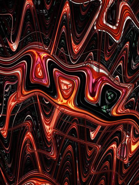Digital Art - Monarch Of The Glen by Jeff Iverson