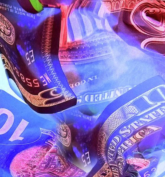 Photograph - Money by Dart Humeston