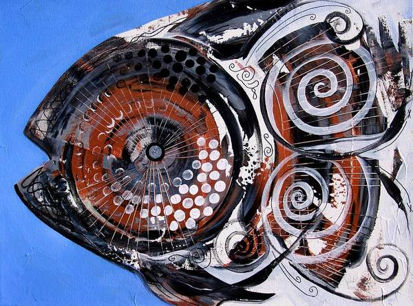 Painting - Money by J Vincent Scarpace