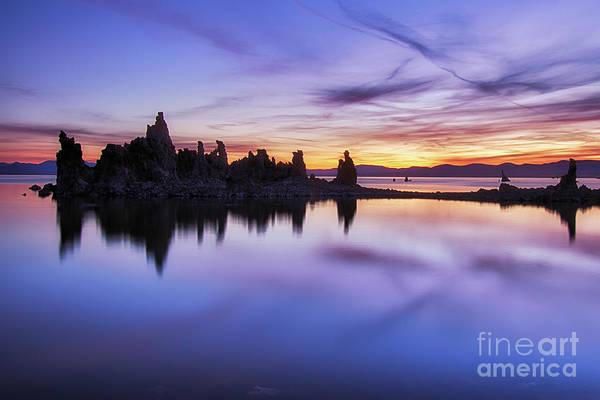 Photograph - Mono Lake  by Vincent Bonafede