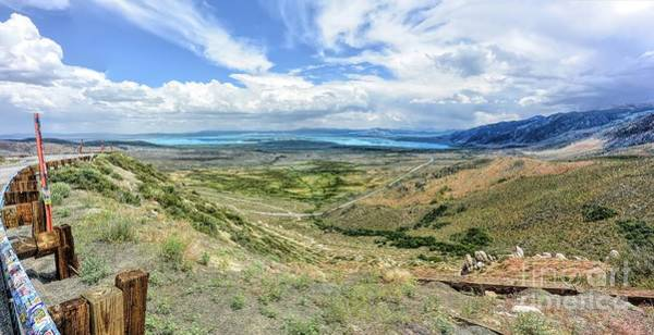 Photograph - Mono Lake Vista Point 2 by Joe Lach