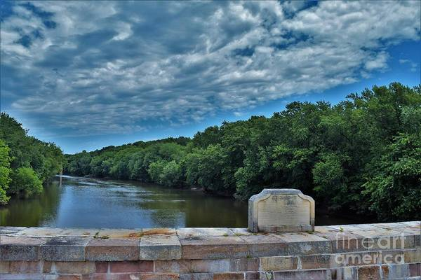 Monocacy Wall Art - Photograph - Monocacy Aqueduct by Suzanne Wilkinson