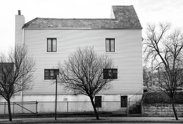 Photograph - Monochrome Home by Cate Franklyn