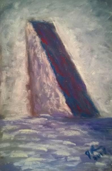 Wall Art - Pastel - Monolith 1 by Joann Renner
