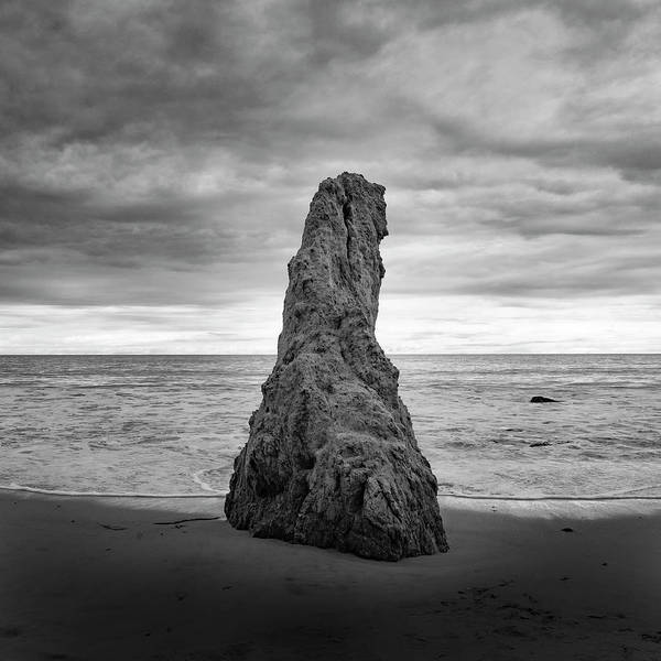 Photograph - Monolith At El Matador by John Rodrigues