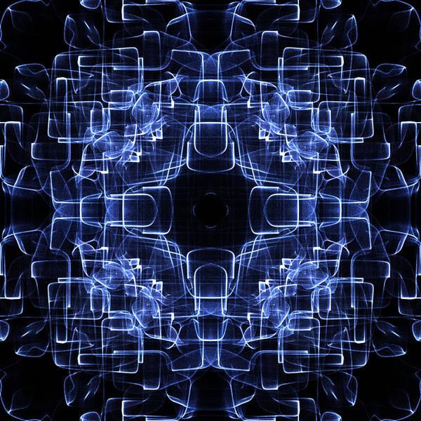 Digital Art - Monolithos by Jeff Iverson