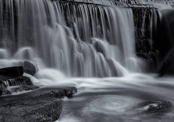 Photograph - Monsal Dale Weir by Rob Davies