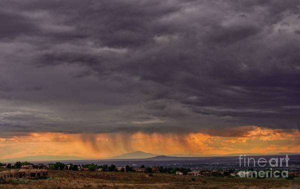 Photograph - Monsoon Over The Volcanoes by Susan Warren