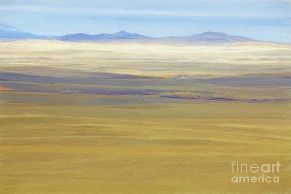 Photograph - Montana Ranch Land by Darrel Giesbrecht