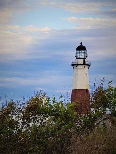 Wall Art - Photograph - Montauk Light House 2018 by Rob Hans