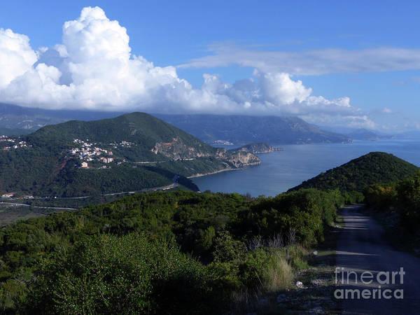 Photograph - Montenegran Coast by Phil Banks