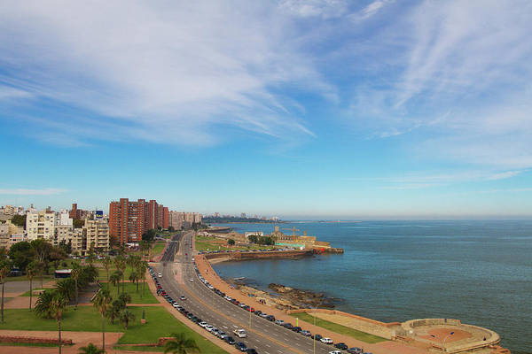 Montevideo Wall Art - Photograph - Montevideo by Johanes Duarte