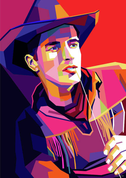 Wall Art - Digital Art - Montgomery Clift by Stars-on- Art