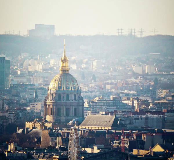 Photograph - Montmartre Sacre Coeur by By Corsu Sur Flickr