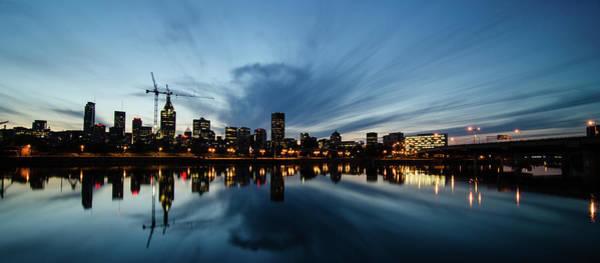 Quebec City Photograph - Montréal by Naeem Jaffer