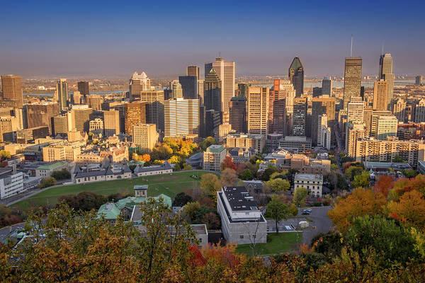 Quebec City Photograph - Montreal Dri by Jean Surprenant