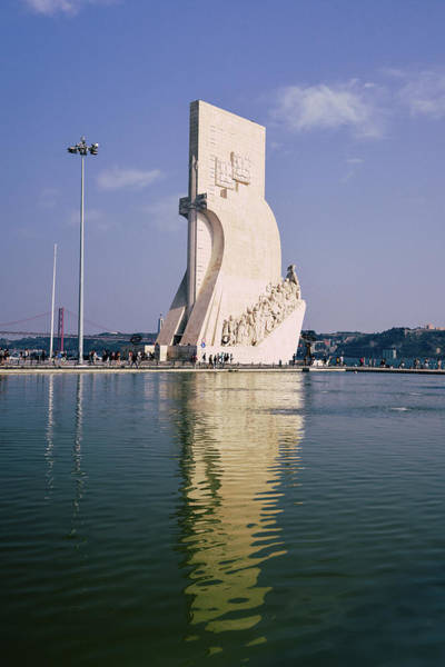 Photograph - Monument To The Discoveries, Lisbon, Portugal by Alexandre Rotenberg