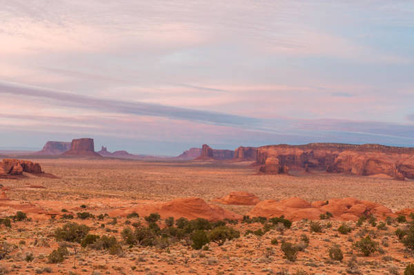 Wall Art - Photograph - Monument Valley, Arizona by Michael Lustbader