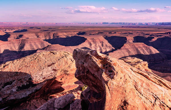 Wall Art - Photograph - Monument Valley At A Distance by Mae Wertz