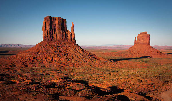 Photograph - Monument Valley At Sunset by Carlos Esteves Top Photography