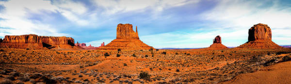 Photograph - Monument Valley by David Morefield