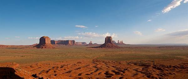 Photograph - Monument Valley by Mark Duehmig