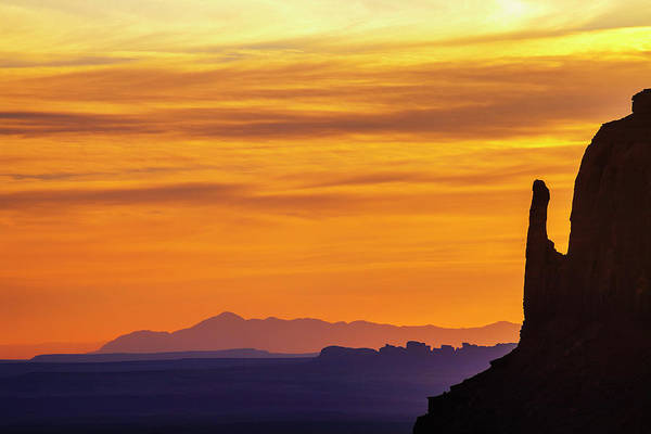 Wall Art - Photograph - Monument Valley Morning by Andrew Soundarajan